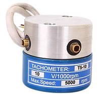 Тахогенератор Т5-10, TG-5 исп. В (с полым валом), фото 1