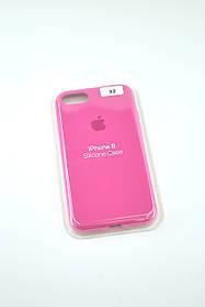 Чохол для телефону iPhone 7/8 Silicone Case original FULL №32 hibiscous