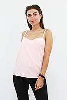 S, M, L / Молодіжна жіноча майка Evan, рожевий, фото 1