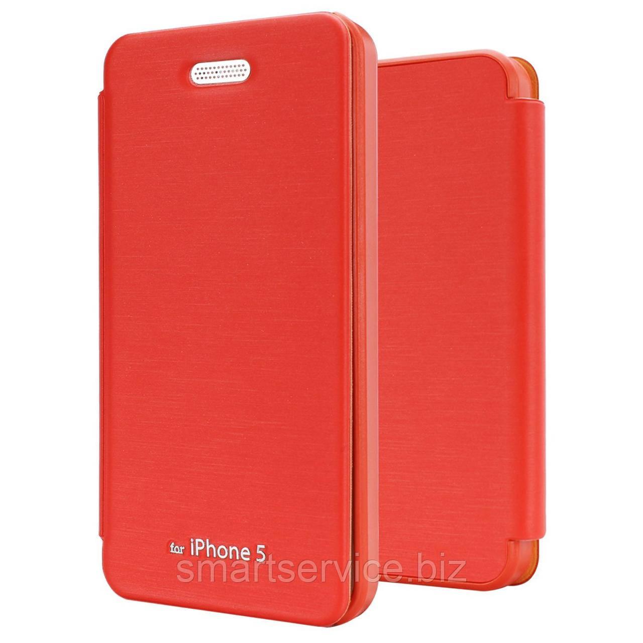 Чехол-книжка Mercury Goospery Techno Flip Cover для Apple iPhone 5/5S