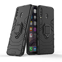 Чехол Ring Armor для Samsung M305 Galaxy M30 / A40s Черный