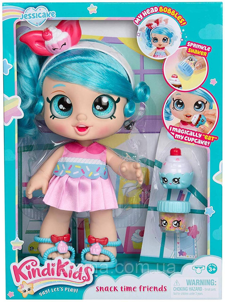 Kindi Kids Jessicake большая куколка Крошка Кинди Кидс Джессикейк от Moos Toys