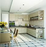 """Модульна кухня ДСП """"Аліна"""" Сокме, кухня пряма, кухня купити, фото 2"""