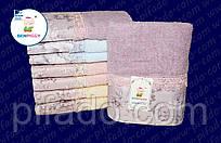 Полотенце для лица (махровое) 50х100. Модель BEN E-29A