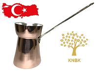 Джезва медная Hakart 230 мл. (Турция) Турция, фото 1