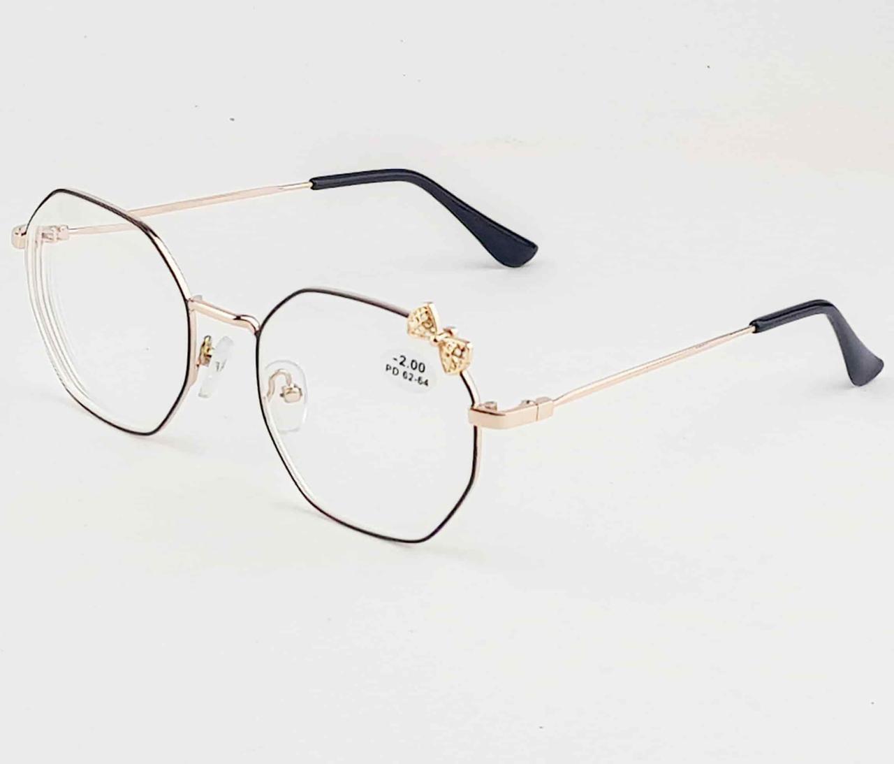 Женские очки с диоптриями для зрения fabia 899