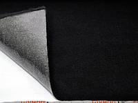 Карпет Самоклеющийся для Авто ШУМOФФ Акустик черный 0,7 м Ковролин Автоковролин Ткань Обшивки Салона Потолка