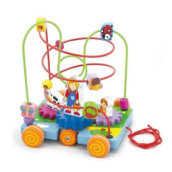 "Лабіринт Viga Toys ""Машинка"" (50120)"