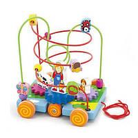 "Лабіринт Viga Toys ""Машинка"" (50120), фото 1"