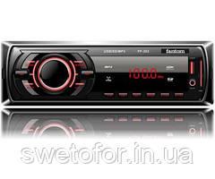 Автомагнитола FP-303 black/red Fantom USB/SD ресивер