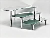 Горка фуршетная Ultra Glass GF-21  600-400 зеркало