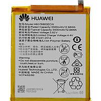 Аккумулятор Huawei P9 PLUS, HB376883ECW оригинал АААА