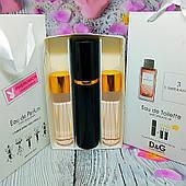 Мини духи Dolce & Gabbana 3 L'Imperatrice, подарочный набор 45 мл, реплика