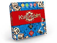 Настольная игра «КубикУМ»