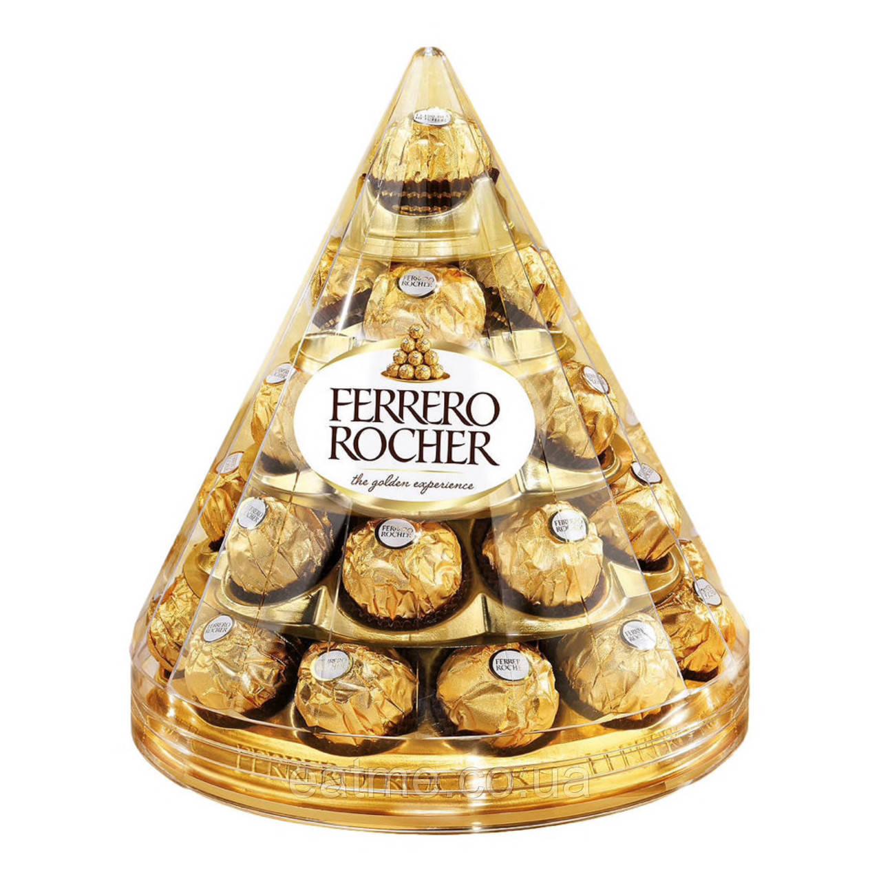 Ferrero Rocher Подарочный набор любимых конфет в виде пирамиды
