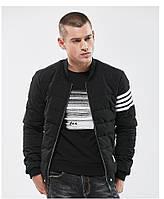 Куртка Бомбер City Channel 52 Черная (03006/015), фото 1