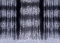 """Гирлянда светодиодная """"Водопад"""" 240 LED, холодный белый 1,5×1,5 м"""