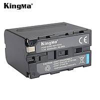 Аккумулятор KingMa NP-F970 (6600 mAh), для Sony NP-F970/960/950/930, фото 1