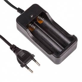 Зарядное устройство от сети для  аккумуляторов 2*18650 4,2v