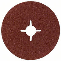 Шлифкруг фибровый 100мм P24 E.F.Metal Bosch 2608606916