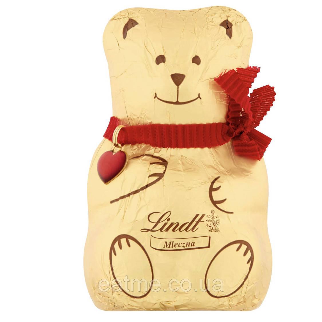 Lindt шоколадный мишка