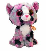 М'яка іграшка TY Beanie Boo's Кошеня Lindi 25 см (37067)