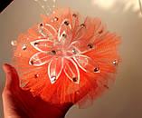 Обруч новогодний, оранжевый., фото 6