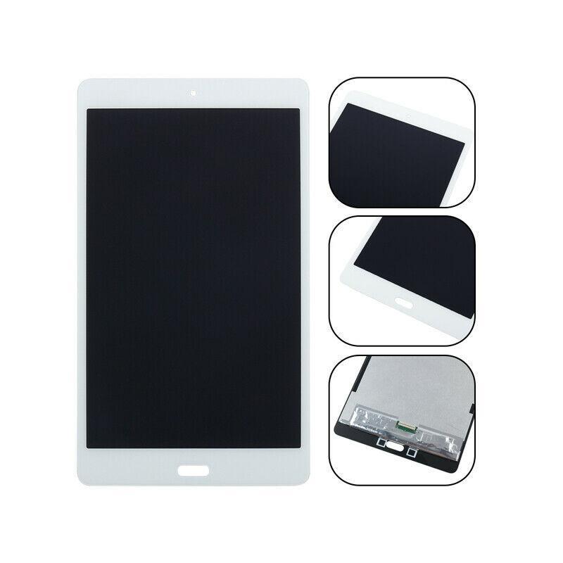 Дисплей (LCD) планшет Huawei MediaPad M3 Lite 8 | CPN-W09 | CPN-AL00 | CPN-L09 з тачскріном, білий