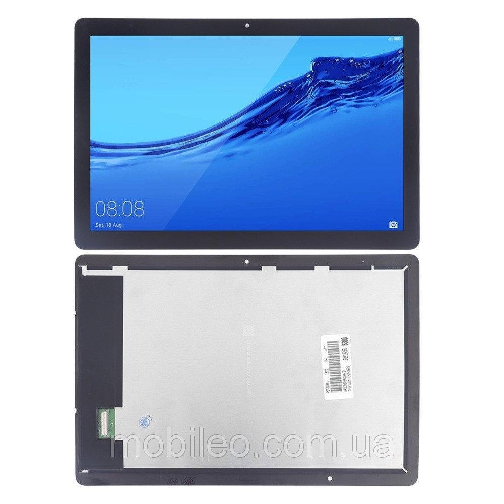 Дисплей (LCD) планшет Huawei MediaPad T5 10 | AGS2-L09 | AGS2-W09 с тачскрином, чёрный