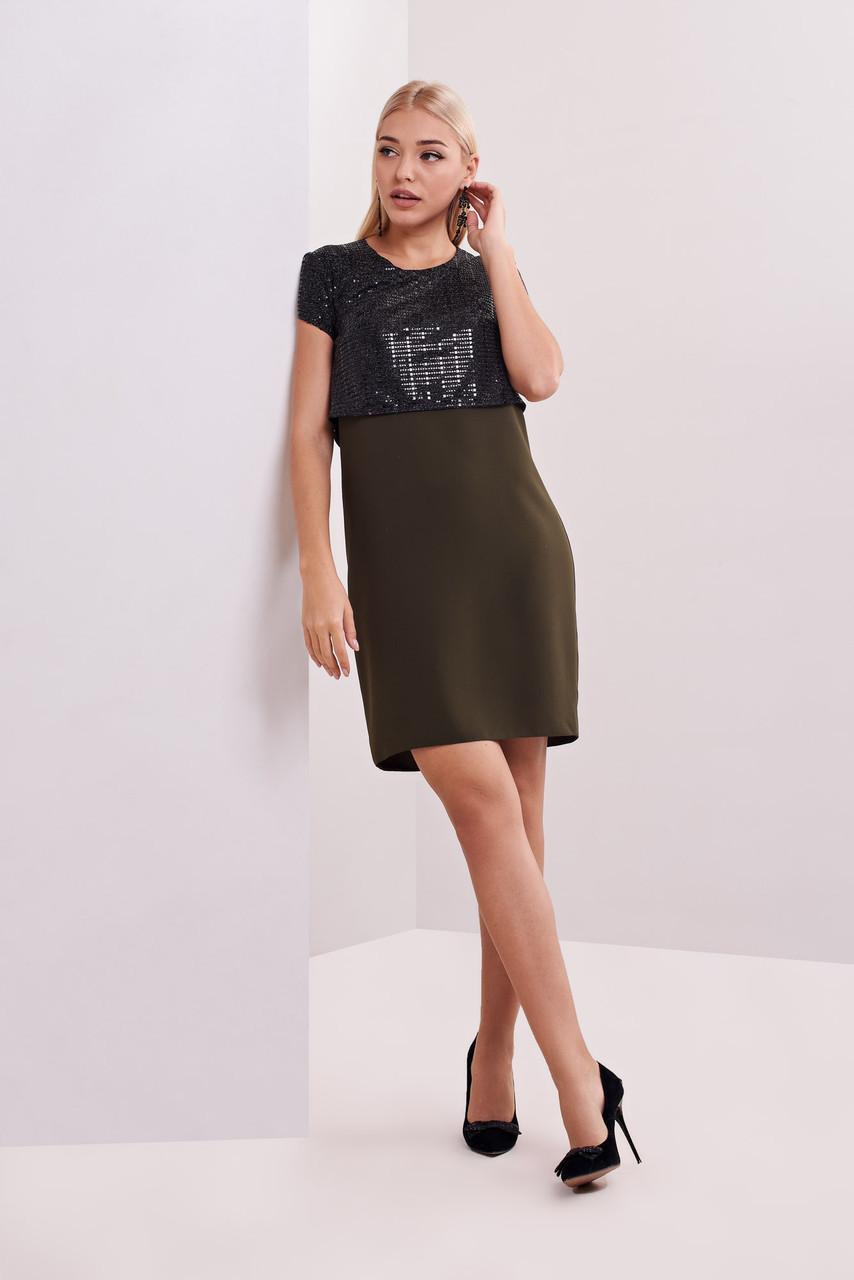 Платье на корпоратив 40, 42, 44, 46 размеры