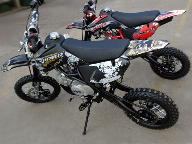 Мотоцикл Viper V125P(Cross-17)