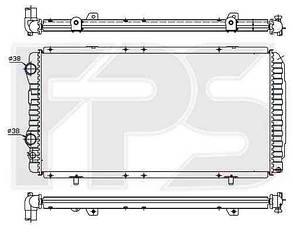 Радиатор Ситроен C25 / CITROEN C25 (1981-1994)