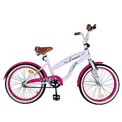 Велосипед CRUISER 20 T-22034 pink