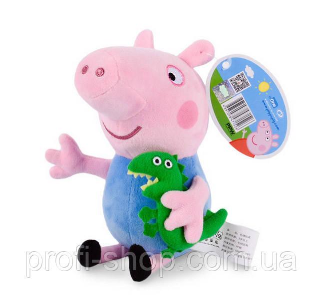 Джордж 19 см из мультфильма Свинка Пеппа, Peppa Pig