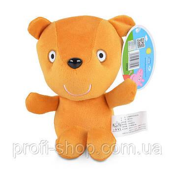 Мягкая игрушка Свинки Пеппы Мишка Тедди 28 см