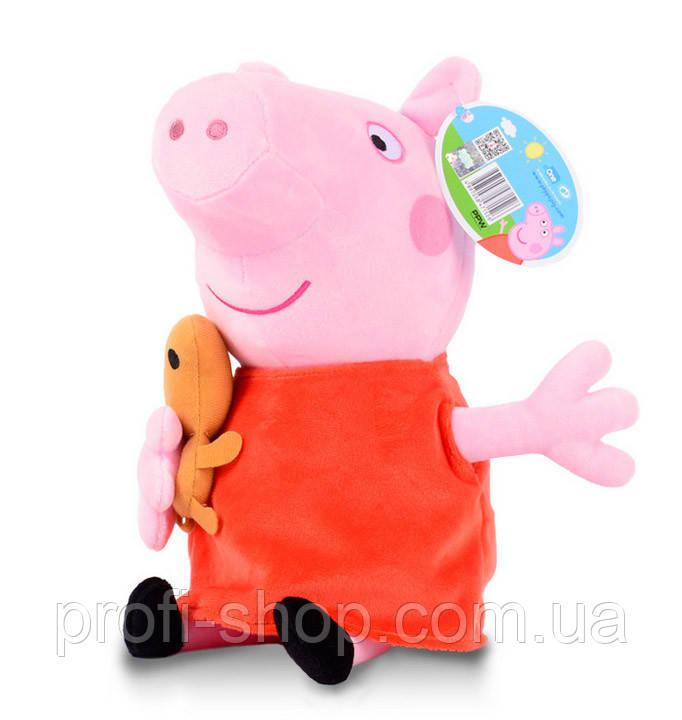 Свинка Пеппа Peppa Pig 30 см мягкая игрушка