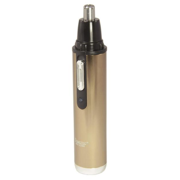 Тример Domotec MS-2288 з вбудованим акумулятором і 2 насадками триммер для волосся