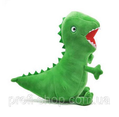 Динозаврик Джорджа мягкая игрушка. Свинка Пеппа. Динозавр 30 см