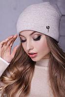 """Женская шапка """"Дэрби"""", фото 1"""