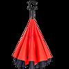 Зонт наоборот, зонт обратного сложения, ветрозащитный зонт, антизонт, фото 3