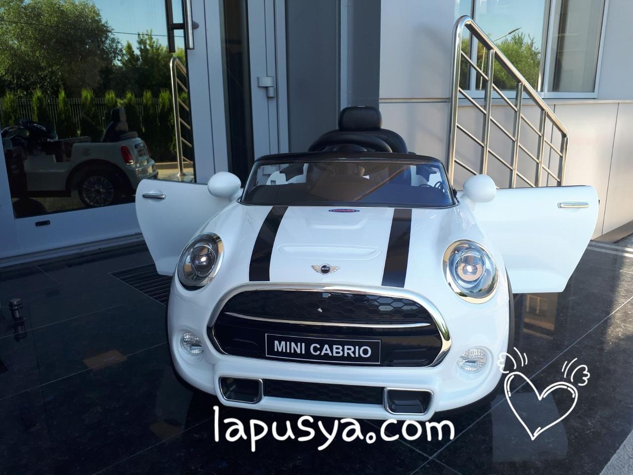 Електромобіль BabyHit Mini Z656R White