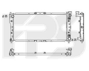 Радиатор Мазда 626 92-97 (GE) седан/хечбек(GF) (GW) / MAZDA 626 (1992 -1997)