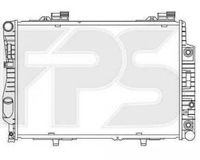 Радиатор Мерседес C-Class W202 (1993-2000) / MERCEDES C-Class W202 (1993-2000)