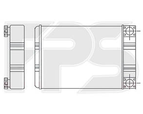 Печка Мерседес C-Class W203 (2000-2007) / MERCEDES C-Class W203 (2000-2007)