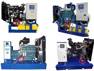 Подогреватели для дизельных генераторных установок