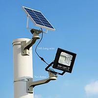 Solar LED 50w прожектор на солнечной батарее VARGO 50W с пультом