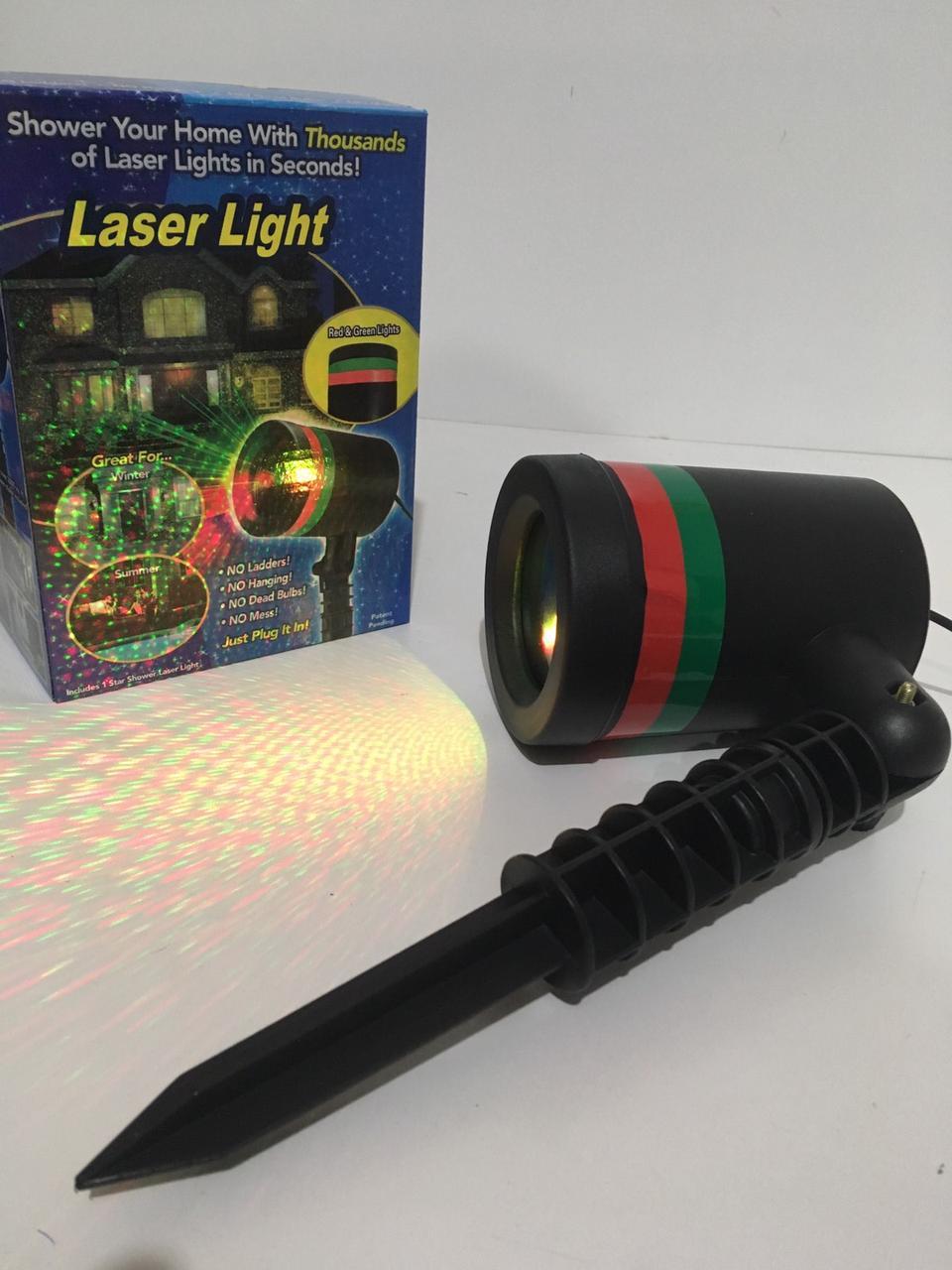 Диско LASER Shower Light 908/ 8001/ 4051/2597 (30 шт/ящ)