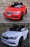 Электромобиль детский на аккумуляторе Cabrio B4 (Красный,черный,белый) с пультом управления