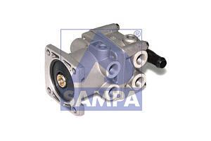 Клапан тормозного прицепа 094.120 / 0024312705