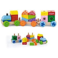 "Игрушка Viga Toys ""Поезд"" (50534)"